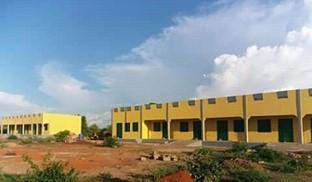 Berufsschule Bantougdou Gebäude 1 und 2