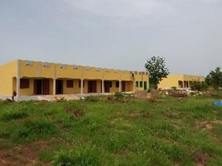 Berufsschule Bantougdou Gebäude 3 und 4